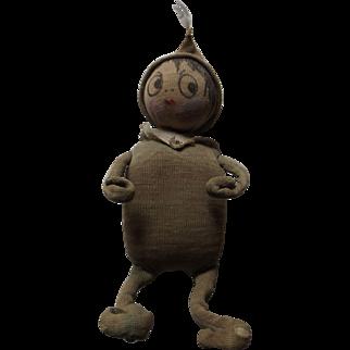 Brownie Doll, Circa 1940