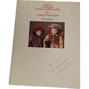 1003 Lynne & Michael Roche Autographed Brochure