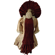 Bebe Dress W/Matching Hat