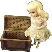 Trunk for a Small Doll