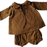 Cute Two Piece Outfit for a Boy or Toddler--Chase, Kamkins, Teddy Bear