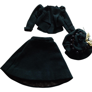 Very Tiny three Piece Outfit For a Small doll