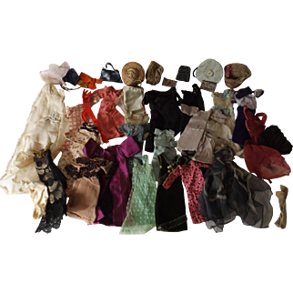 Large Lot of Fashionable Clothing Made by A Child