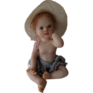 One of a Kind Artist Doll by Anne Hieronymus