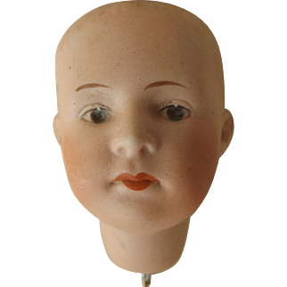 Small Heubach Pouty Doll Head