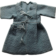 Vintage Wooly Bathrobe--Perfect for a DyDee Baby