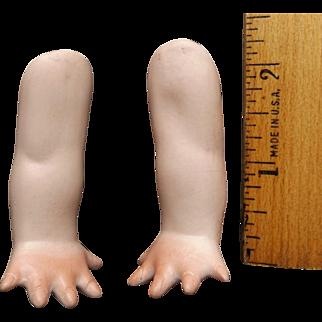 "2 1/4"" long Kewpie Replacement arms"