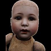 Restoration Project--Jutta Character Doll