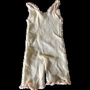 Underwear for a Schoenhut Type Doll