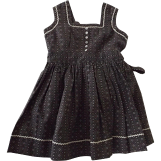 Cute Doll's Jumper Style Dress