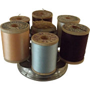 Silk Tread for Your Doll Sewing Projects