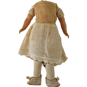 Small Cloth Body With Original Underwear, Shoes and Socks