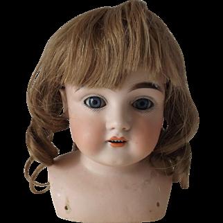 Vintage Human Hair Doll Wig