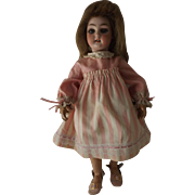S & H 1078 Key-Wind Walking Doll, Working Condition
