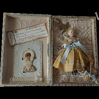 Doll in Presentation Box