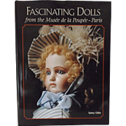 Fascinating Doll From the Musee de la Poupee-Paris, by Samy Odin
