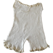 Schoenhut Style Cotton Knit Underwear