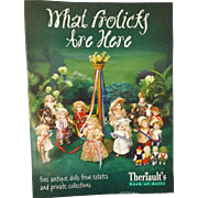 Auction Catalogue--What Frolicks Are Here