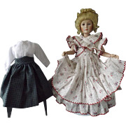Lovely Artist Doll on Great Body, Additional Outfit