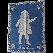 """""""Dollie Stevens""""  Doll Blanket"""