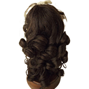French Human Hair Wig