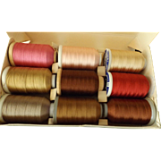 Silk Sewing Machine Thread