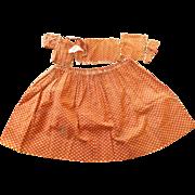 Antique Dress For Pattern