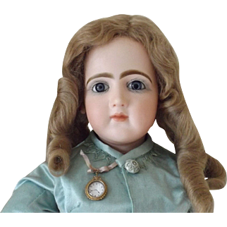 Doll's Mohair Wig by Dollspart, Size 14