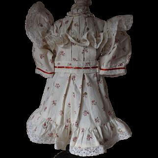 Jumeau Doll Dress by Dollmasters