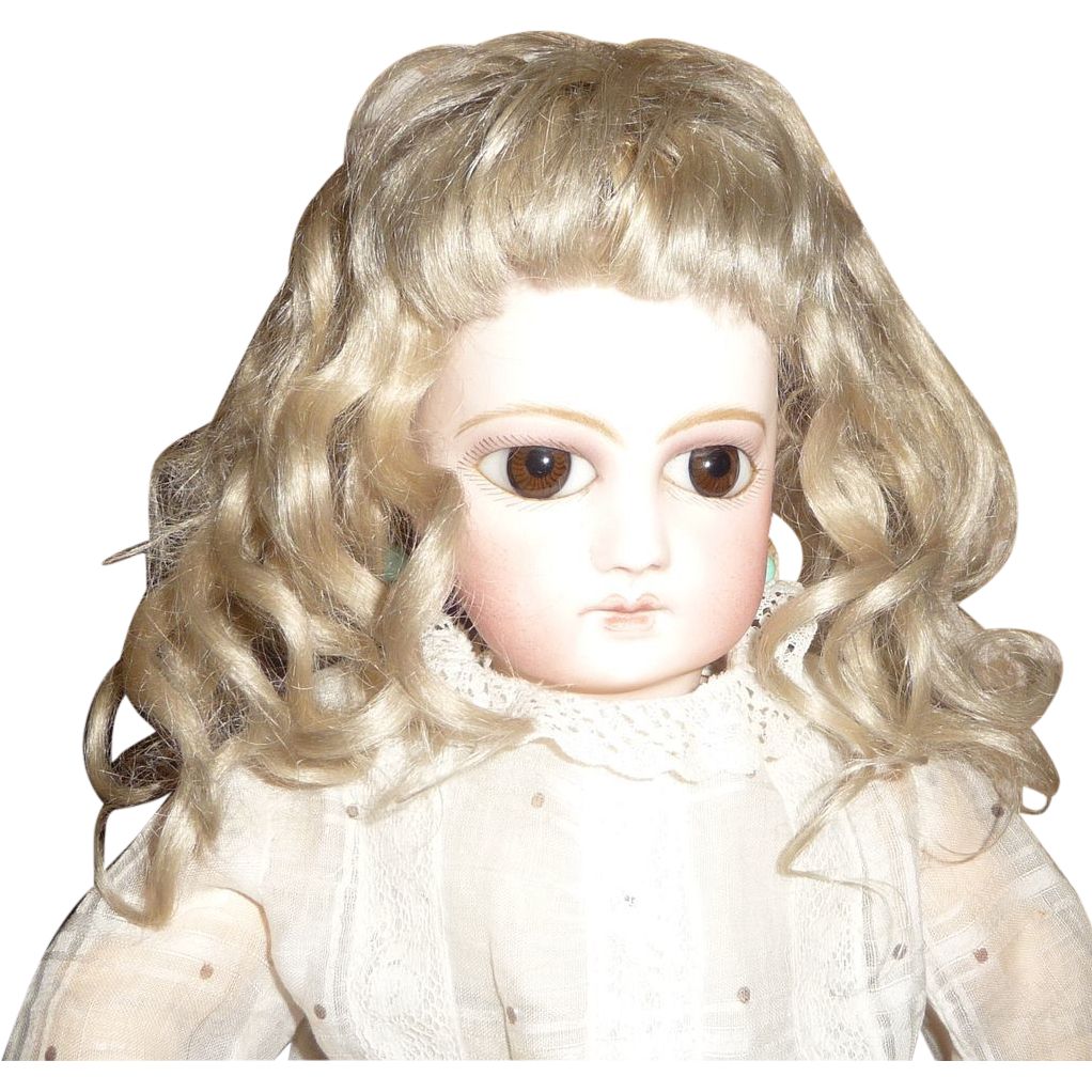 Wigs And Antique Doll 41