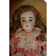 Gorgeous early Sonnenberg type antique doll