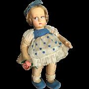 Lenci 360 mold little girl