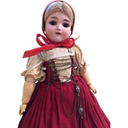 Sweet All original handwerck Simon Halbig doll