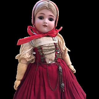 Sweet All original handwerck Simon Halbig doll