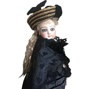 Jumeau French fashion doll