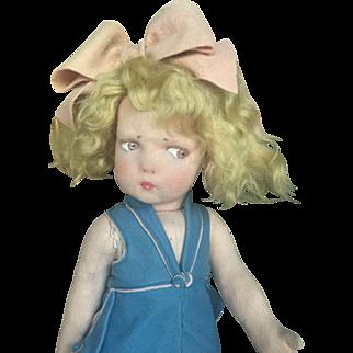 Very early 109 lenci doll