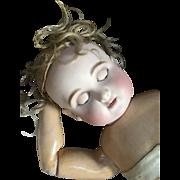 Sweet Bebe Steiner serie C bourgoin sleeping eyes with restoration on forehead