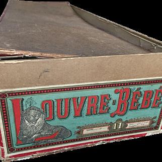 """ Louvre Bebe "" box"