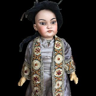 Rare Simon Halbig China doll all original