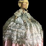"""""""Alberani"""" lenci type doll Italian lady"""