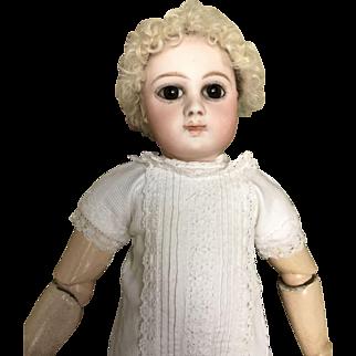 Second series Jumeau bebe Portrait size 5
