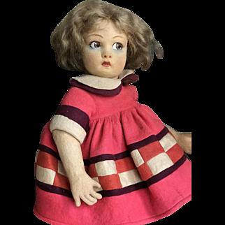 Sweet all original lenci 450 doll