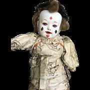 Funny Heubach Koppelsdorf jester clown polichinelle