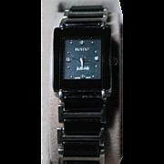 Authentic Rado watch Swiss made Jubile Ceramic ladies quartz watch