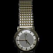 Rolex  14k yellow gold D&A  Classic wrist watch