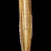 Tiffany 14K solid gold sketch artist mechanical pencil ca. 1900