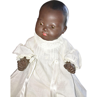 Armand Marseille Rare Black Baby Doll