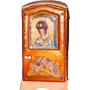 Galluba Doll in French Sedan Chair