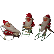 Vintage Christmas Elves from Norway