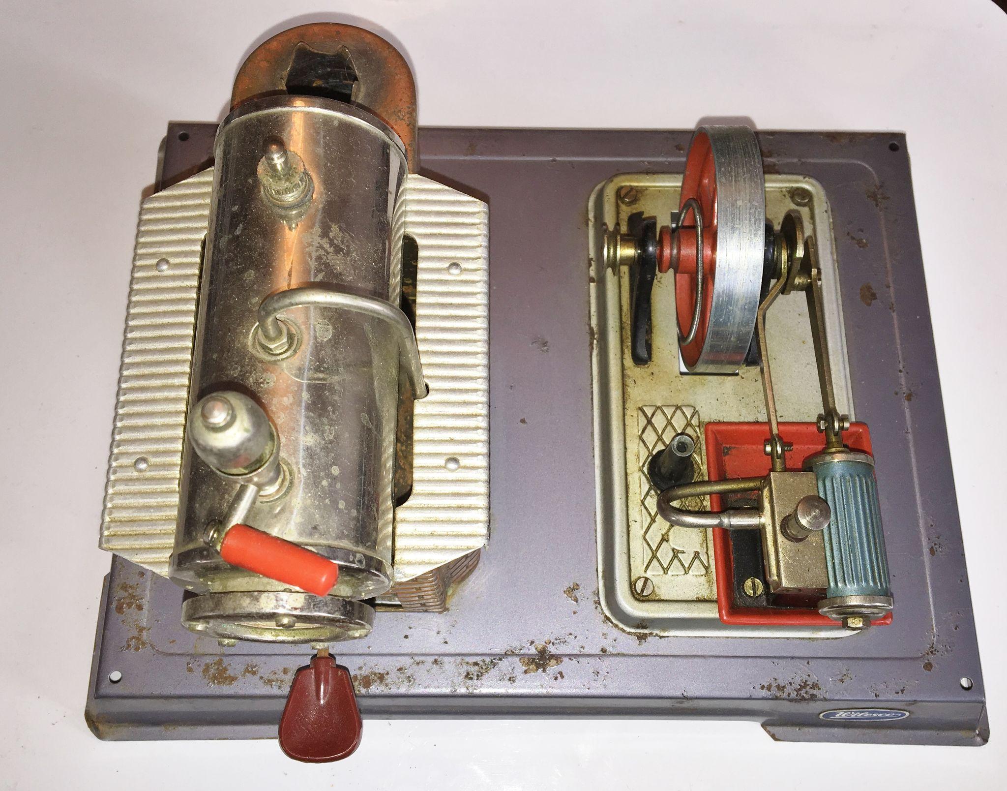 Vintage Toy Steam 56